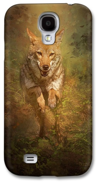 Coyote Energy Galaxy S4 Case