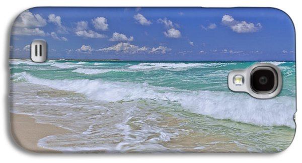 Cozumel Paradise Galaxy S4 Case by Chad Dutson