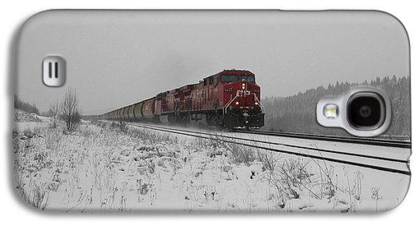 - Occupy Beijing Galaxy S4 Cases - CP Rail 2 Galaxy S4 Case by Stuart Turnbull