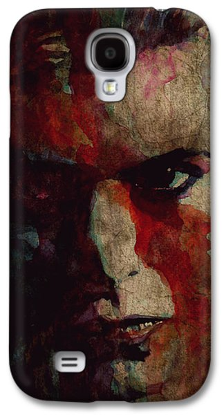 Cracked Actor Galaxy S4 Case