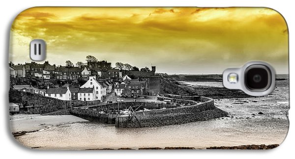 Crail Harbour Galaxy S4 Case
