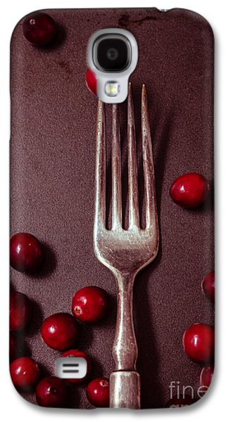 Cranberries And Fork Galaxy S4 Case