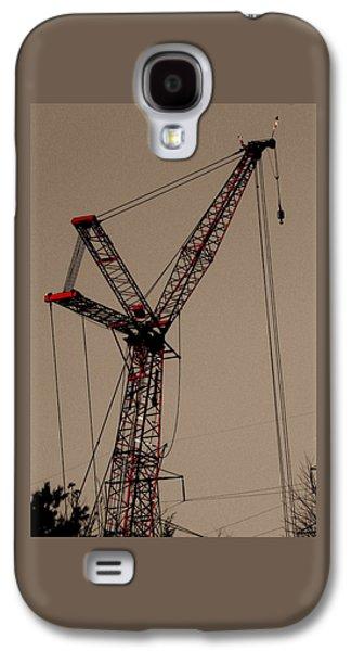 Crane's Up Galaxy S4 Case