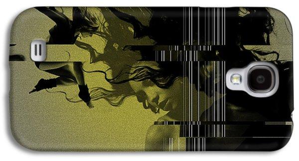 Crash Galaxy S4 Case by Naxart Studio