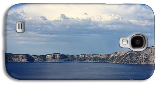 Crater Lake Galaxy S4 Case by Carol Groenen