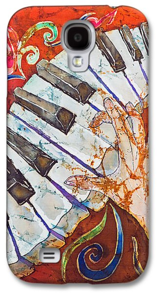 Crazy Fingers - Piano Keyboard  Galaxy S4 Case