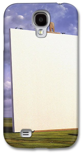 Creative Problems Galaxy S4 Case by Jerry LoFaro