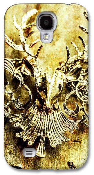 Creature Treasures Galaxy S4 Case