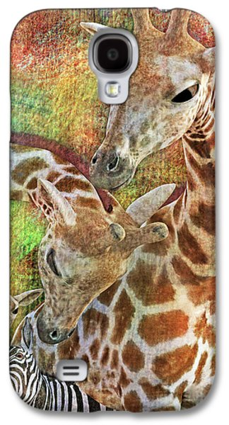 Creatures Great And Small Galaxy S4 Case by Betsy Knapp