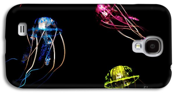 Creatures Of The Deep Galaxy S4 Case