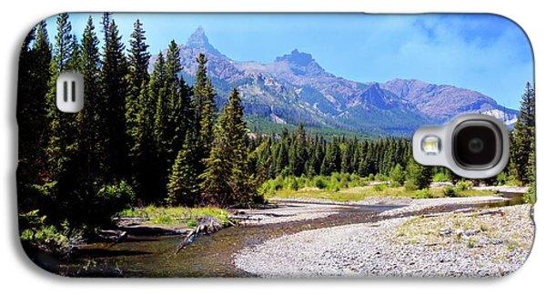 Creek In The Beartooths Galaxy S4 Case by Marty Koch