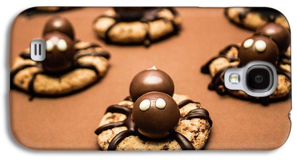 Creepy Crawly Spider Bites. Halloween Food Galaxy S4 Case by Jorgo Photography - Wall Art Gallery