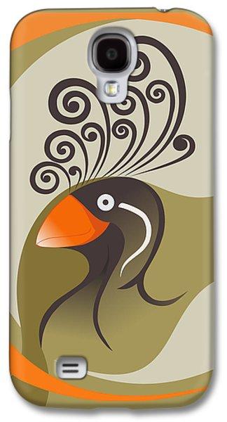 crestedAUKLET Galaxy S4 Case