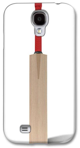 Cricket Bat Galaxy S4 Case