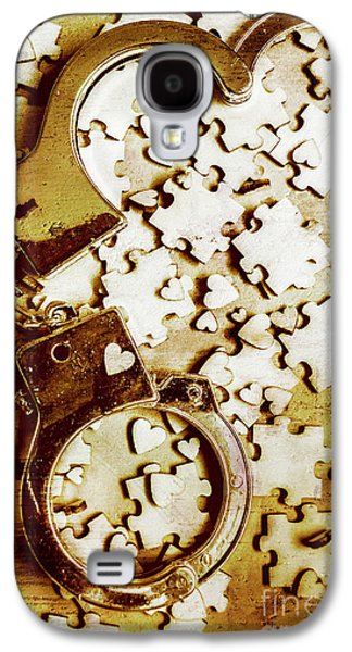 Criminal Affair Galaxy S4 Case by Jorgo Photography - Wall Art Gallery
