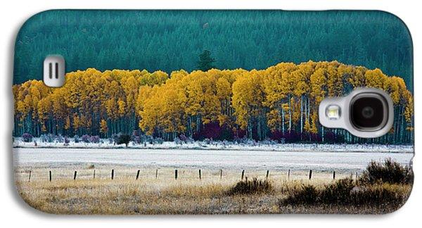 Crisp Aspen Morning Galaxy S4 Case