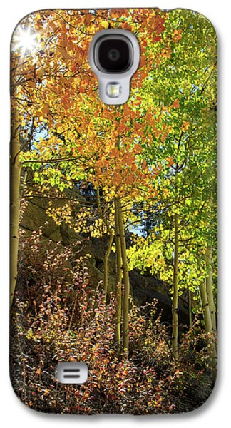 Galaxy S4 Case featuring the photograph Crisp by David Chandler