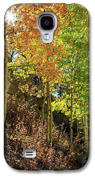 Crisp Galaxy S4 Case by David Chandler