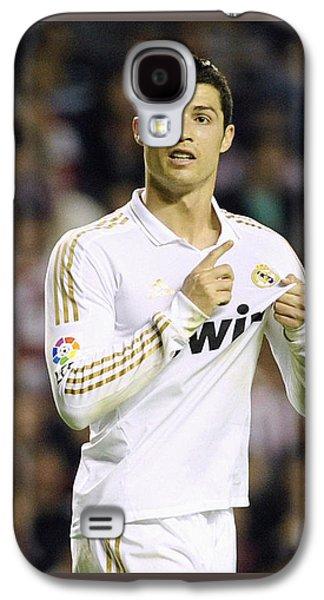 Cristiano Ronaldo 4 Galaxy S4 Case