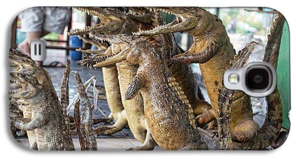 Crocodiles Rock  Galaxy S4 Case