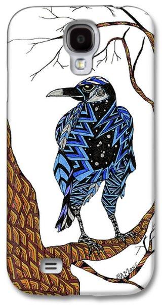 Crow Galaxy S4 Case