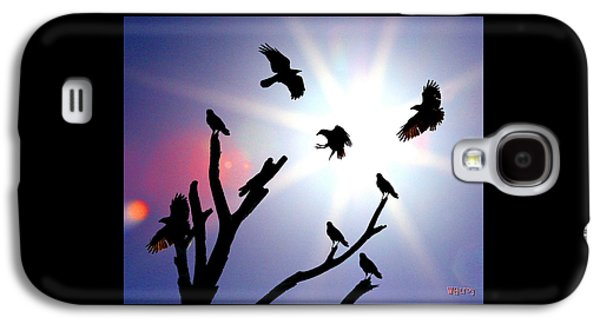 Crows Nest Galaxy S4 Case by W Gilroy