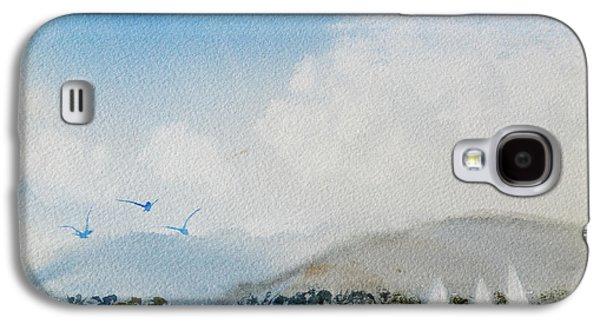 Cruising In Company Along The Tasmania Coast  Galaxy S4 Case