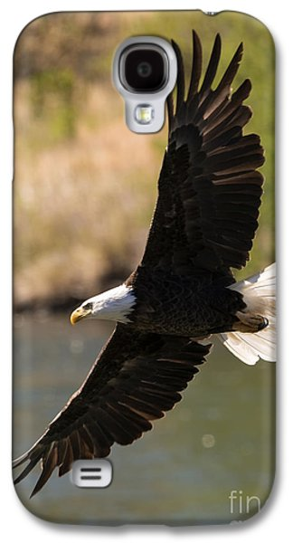 Cruising The River Galaxy S4 Case by Mike Dawson