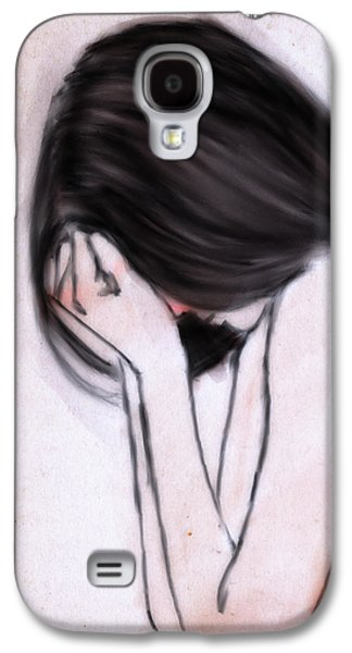 Crying Galaxy S4 Case