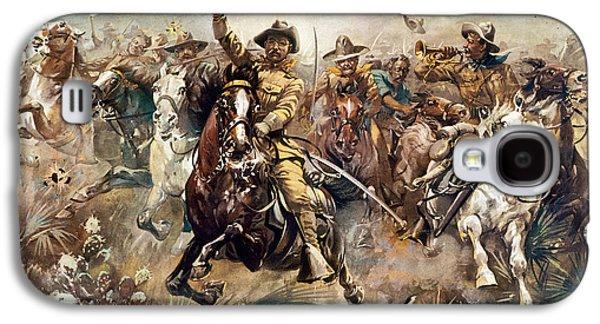 Cuba: Rough Riders, 1898 Galaxy S4 Case
