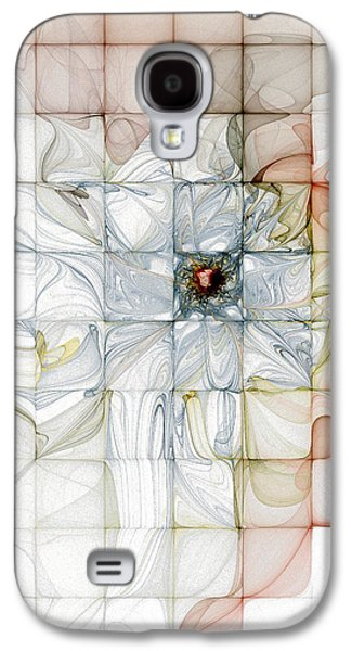 Cubed Pastels Galaxy S4 Case