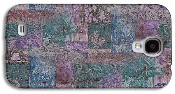 Cubic Vineyard Galaxy S4 Case