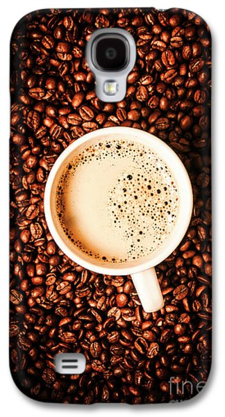 Cup And The Coffee Store Galaxy S4 Case by Jorgo Photography - Wall Art Gallery