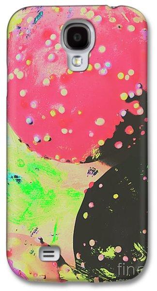 Cup Cake Birthday Splash Galaxy S4 Case by Jorgo Photography - Wall Art Gallery