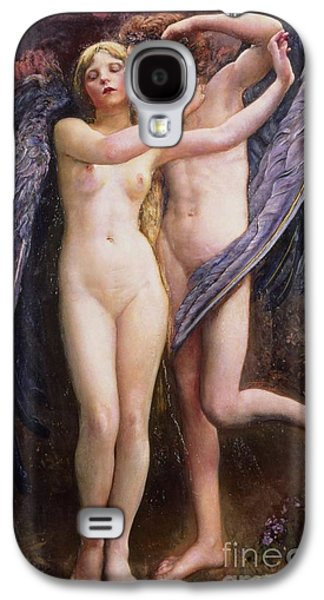 Cupid And Psyche Galaxy S4 Case