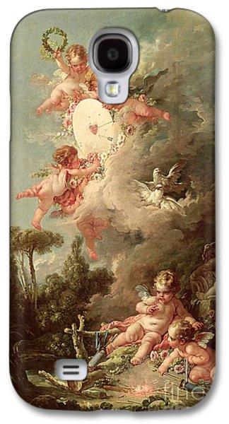 Cupids Target Galaxy S4 Case