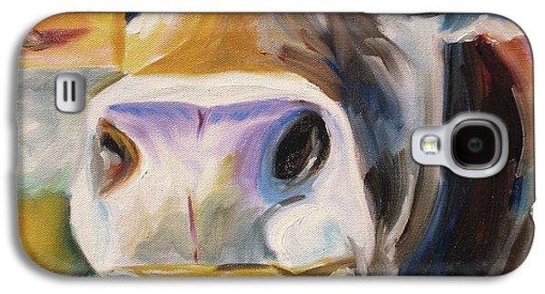 Curious Cow Galaxy S4 Case