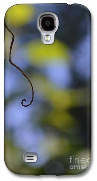 Curl Of Reality Galaxy S4 Case by Eva Maria Nova
