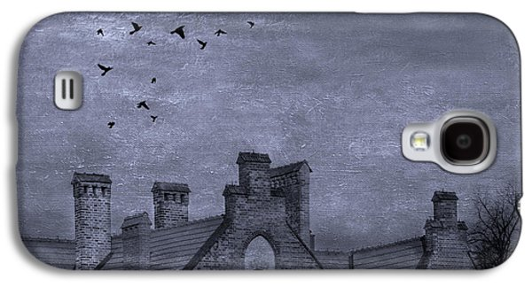 Curse Of Manor House Galaxy S4 Case by Juli Scalzi