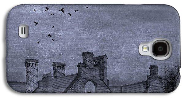 Curse Of Manor House Galaxy S4 Case