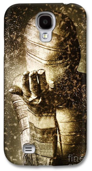 Curse Of The Mummy Galaxy S4 Case