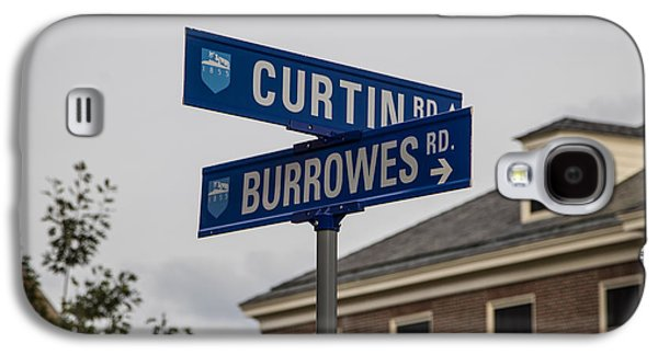 Curtin And Burrowes Penn State  Galaxy S4 Case by John McGraw