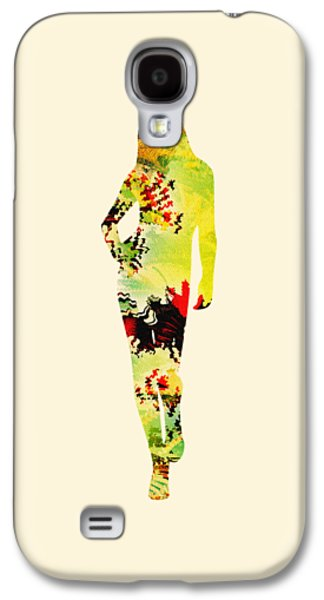 Cute Galaxy S4 Case by Anastasiya Malakhova