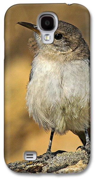 Cute Baby Bird By Jean Noren Galaxy S4 Case by Jean Noren