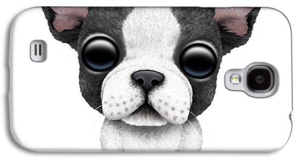 Cute French Bulldog Puppy  Galaxy S4 Case