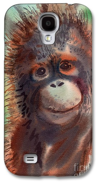 My Precious Galaxy S4 Case by Donald Maier