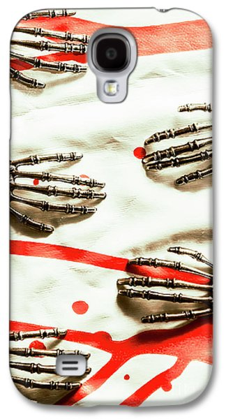 Cyborg Death Squad Galaxy S4 Case