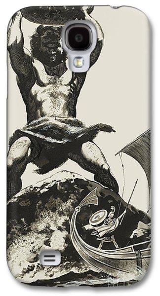 Cyclops Galaxy S4 Case - Cyclops by Angus McBride