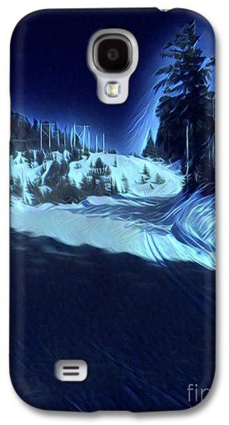Cypress Bowl, W. Vancouver, Canada Galaxy S4 Case