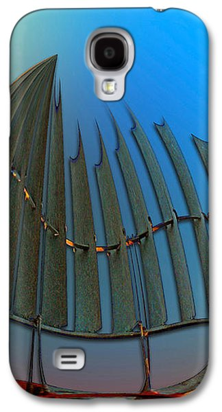 Da Vinci's Outpost Galaxy S4 Case by Wendy J St Christopher